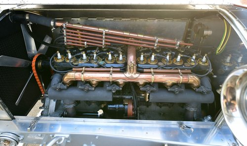 1912 Rolls Royce Silver Ghost Rois Des Belges Chassis 2082 For Sale (picture 6 of 6)