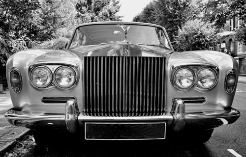 1971 lovely Rolls Royce Siver Shadow 1 For Sale (picture 4 of 6)