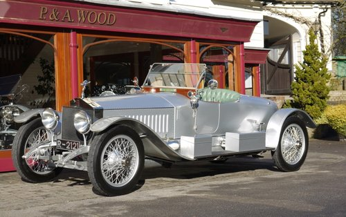 Rolls-Royce Silver Ghost 1912 London to Edinburgh For Sale (picture 1 of 4)