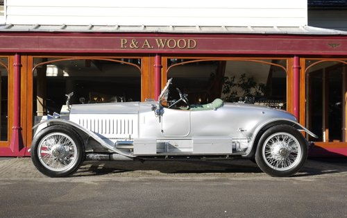 Rolls-Royce Silver Ghost 1912 London to Edinburgh For Sale (picture 2 of 4)