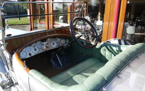 Rolls-Royce Silver Ghost 1912 London to Edinburgh For Sale (picture 3 of 4)