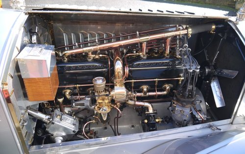 Rolls-Royce Silver Ghost 1912 London to Edinburgh For Sale (picture 4 of 4)