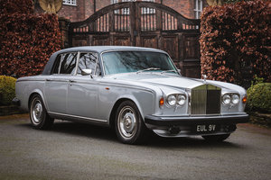1979 Rolls-Royce Silver Shadow 2  For Sale by Auction