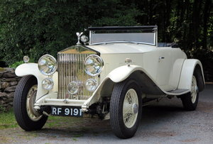 Picture of 1932 Rolls-Royce PII Cont. Tourer H.J.Mulliner  DHC 28MS
