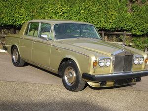 1979 Rolls-Royce Silver Shadow II SOLD