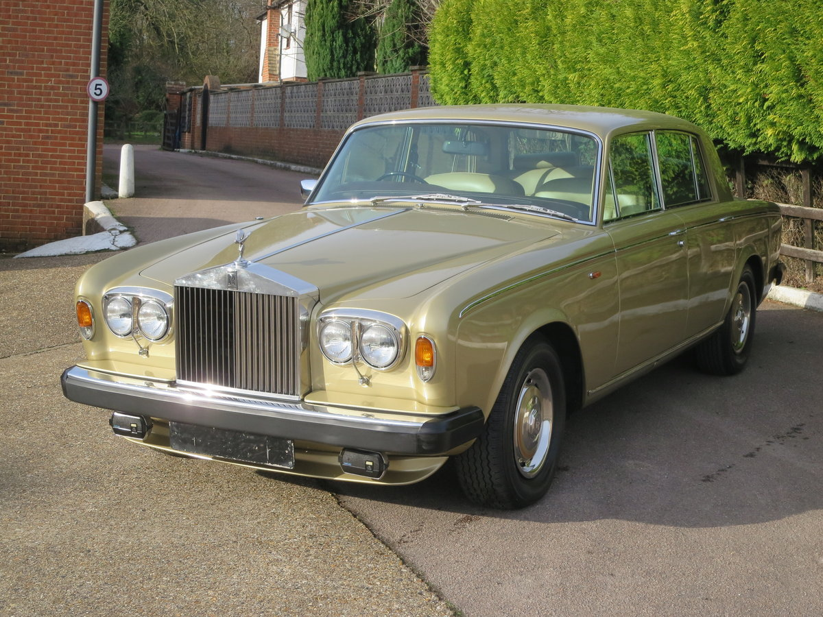 1979 Rolls-Royce Silver Shadow II SOLD (picture 2 of 6)