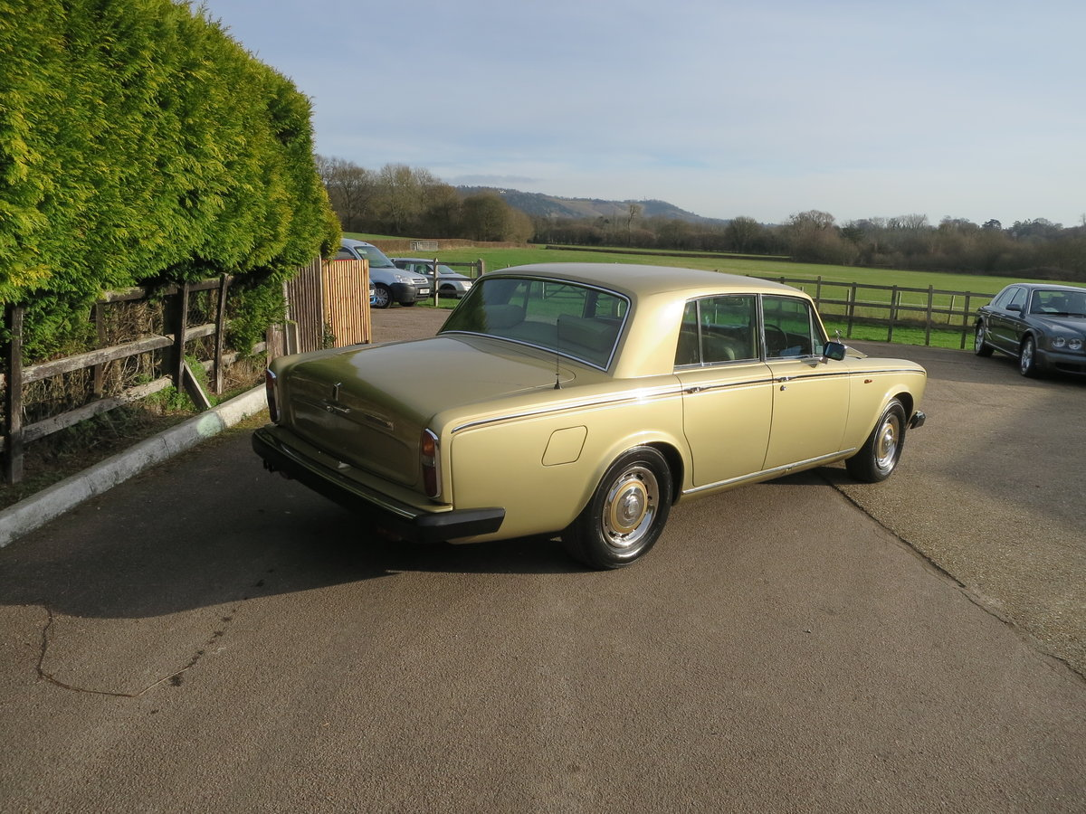 1979 Rolls-Royce Silver Shadow II SOLD (picture 3 of 6)