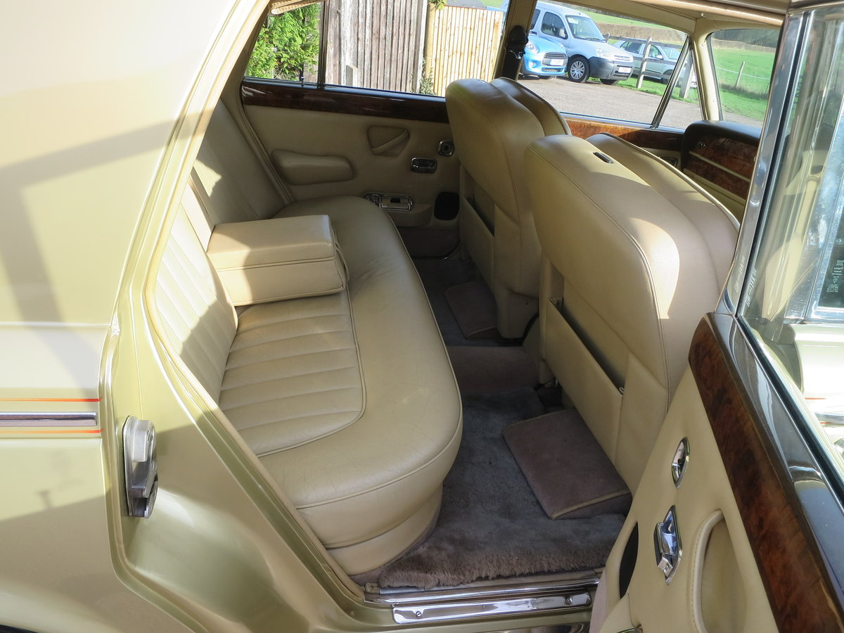 1979 Rolls-Royce Silver Shadow II SOLD (picture 4 of 6)