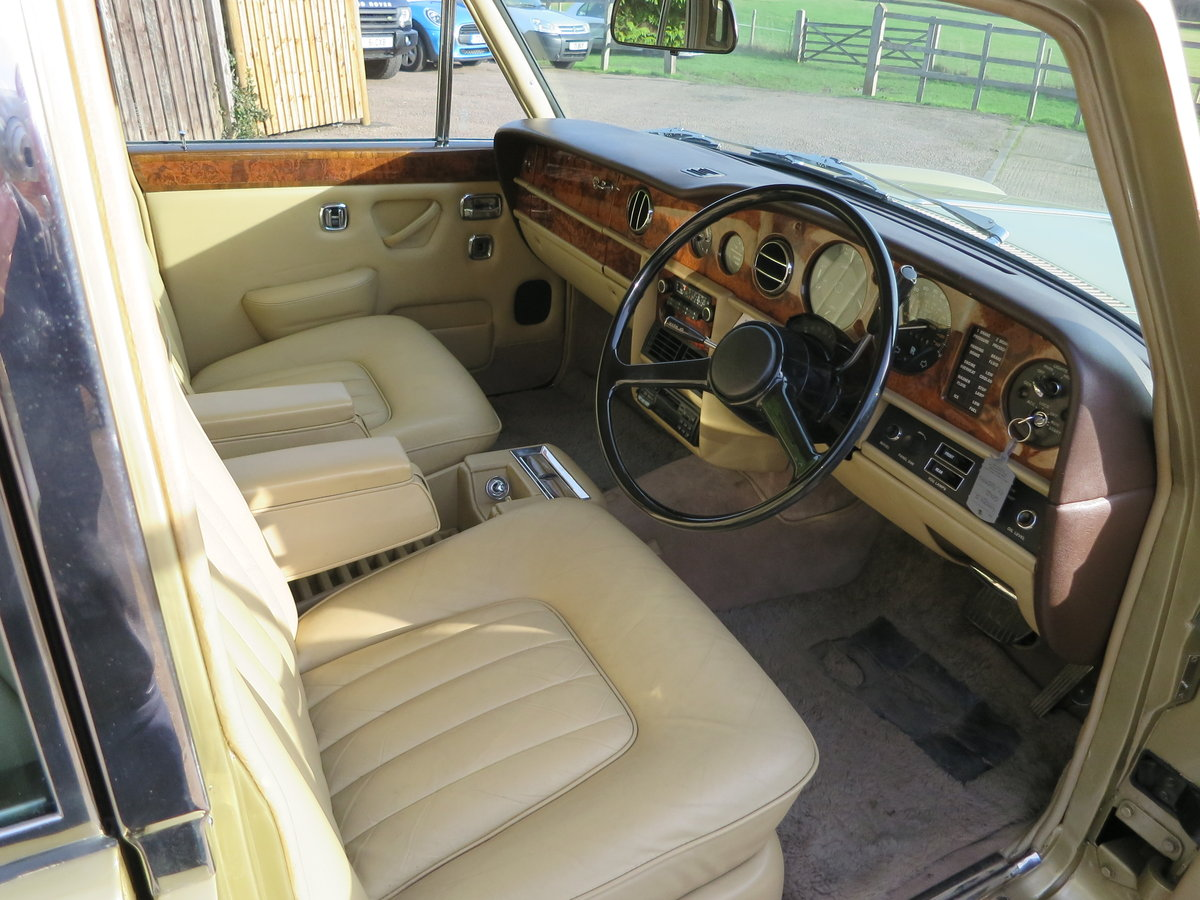 1979 Rolls-Royce Silver Shadow II SOLD (picture 5 of 6)