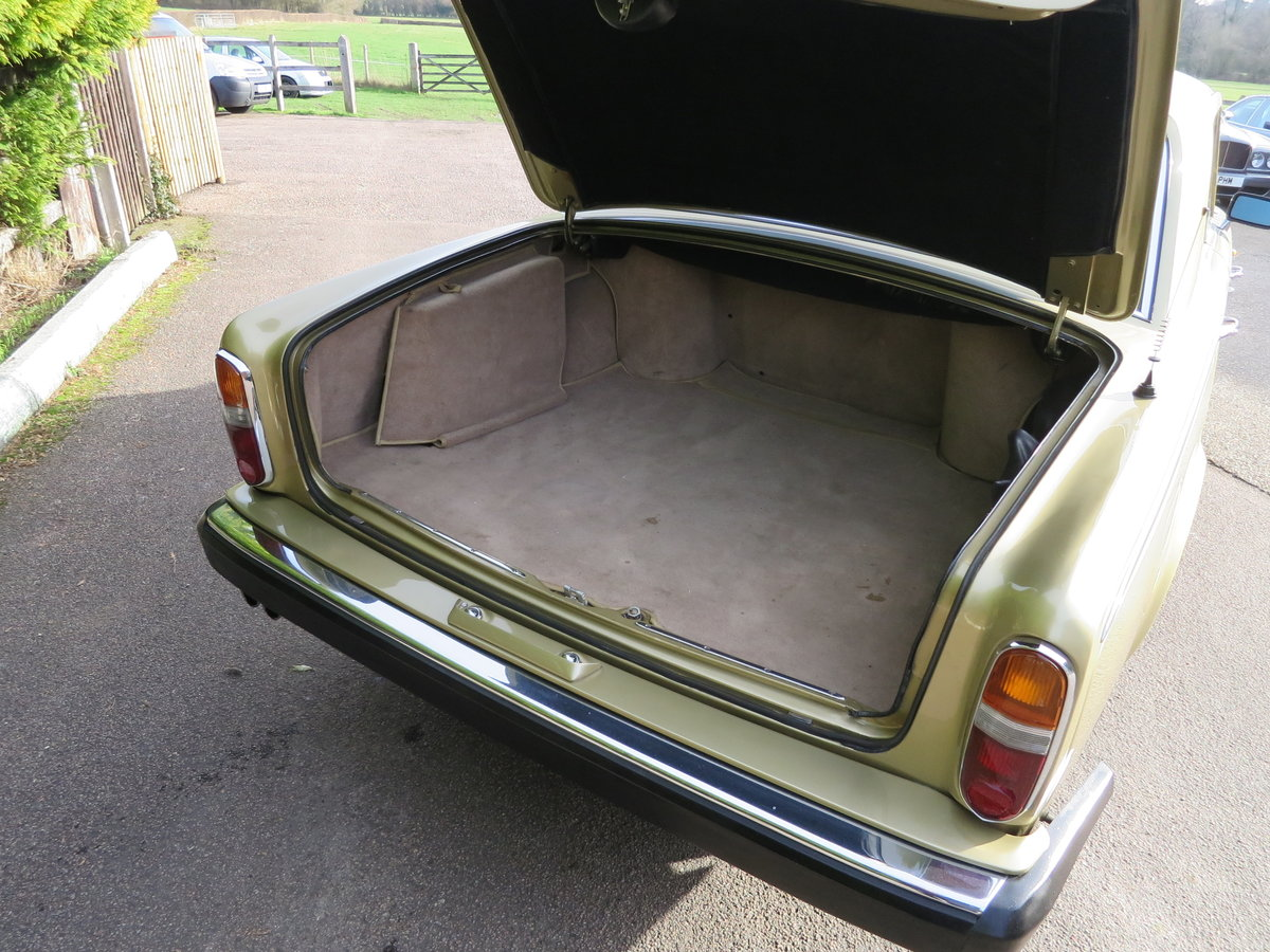 1979 Rolls-Royce Silver Shadow II SOLD (picture 6 of 6)