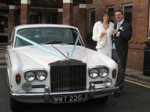 1971 WEDDING CARS FOR SALE DUE TO RETIREMENT For Sale