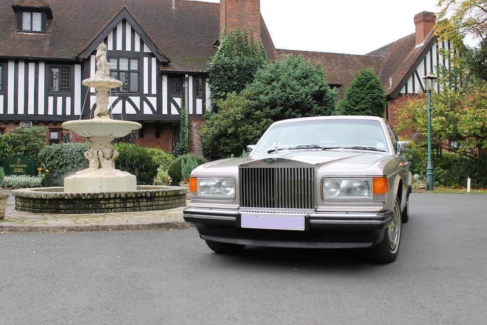 1992 Rolls Royce Silver Spirit II For Sale (picture 2 of 6)