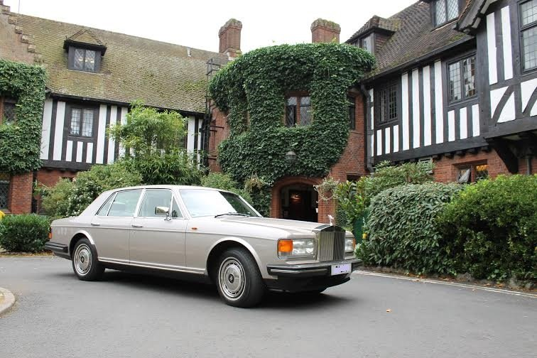 1992 Rolls Royce Silver Spirit II For Sale (picture 3 of 6)