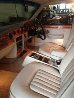 1992 Rolls Royce Silver Spirit II For Sale (picture 4 of 6)