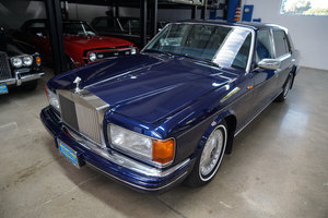 1998 Rolls Royce Silver Spur IV with 43K orig miles SOLD