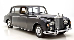 1960 Rolls Royce Phantom V Park Ward Limousine For Sale