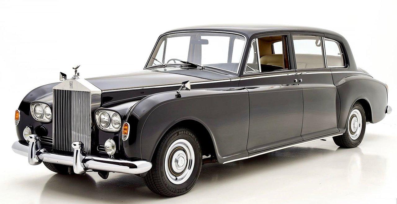 1960 Rolls Royce Phantom V Park Ward Limousine SOLD (picture 2 of 6)