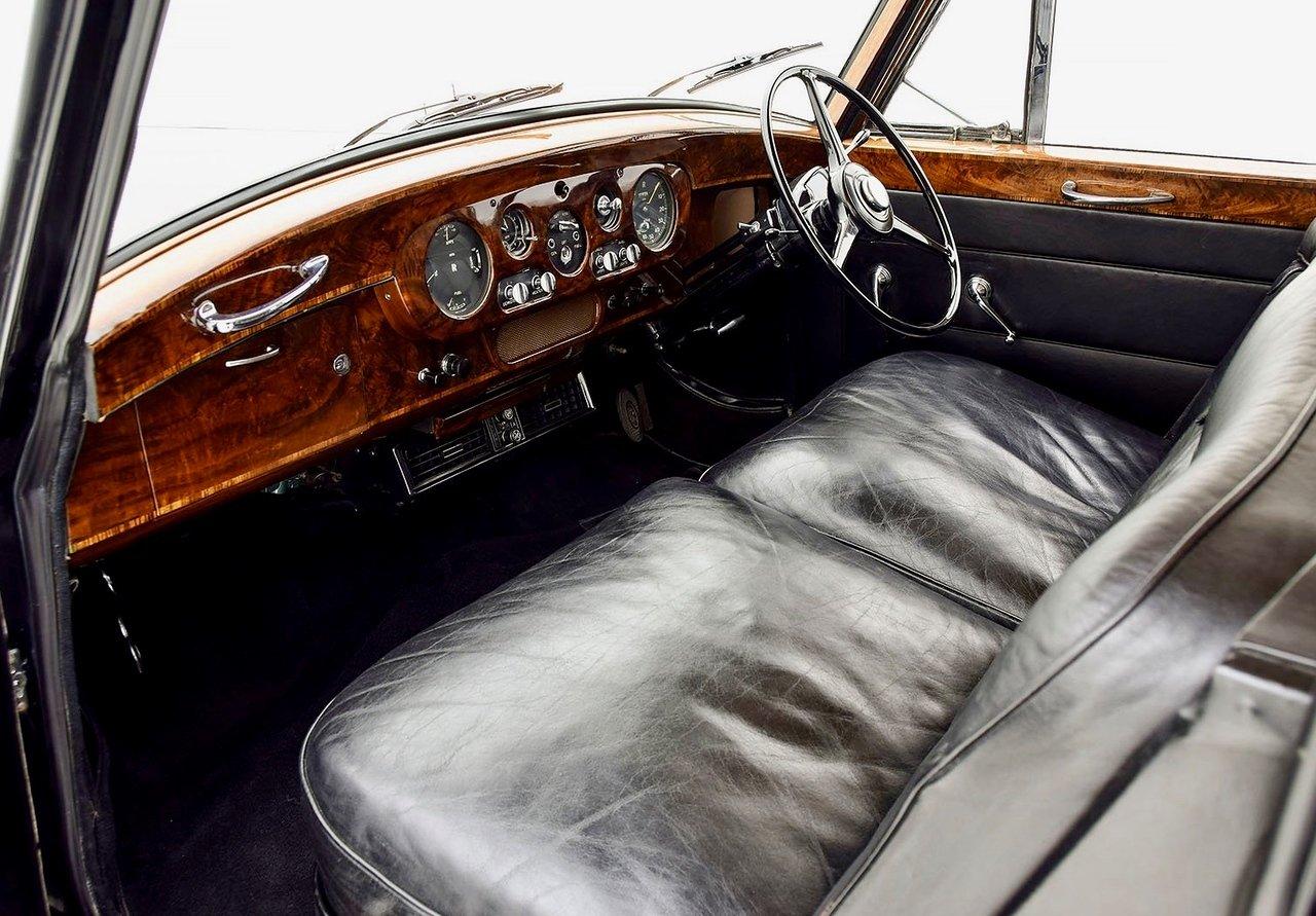 1960 Rolls Royce Phantom V Park Ward Limousine SOLD (picture 4 of 6)