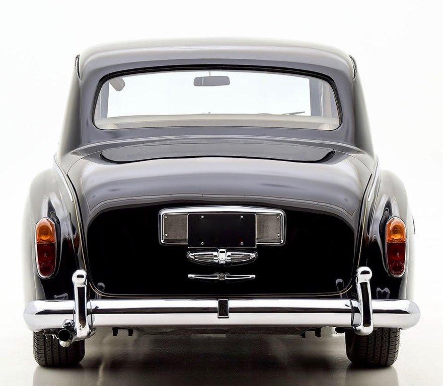 1960 Rolls Royce Phantom V Park Ward Limousine SOLD (picture 5 of 6)