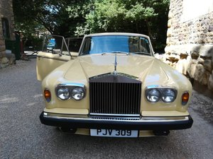 1977 Rolls Royce silver shadow 2 For Sale