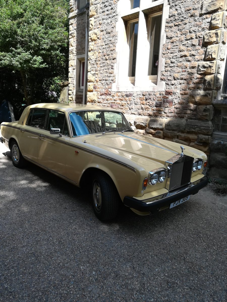 1977 Rolls Royce silver shadow 2 For Sale (picture 2 of 6)