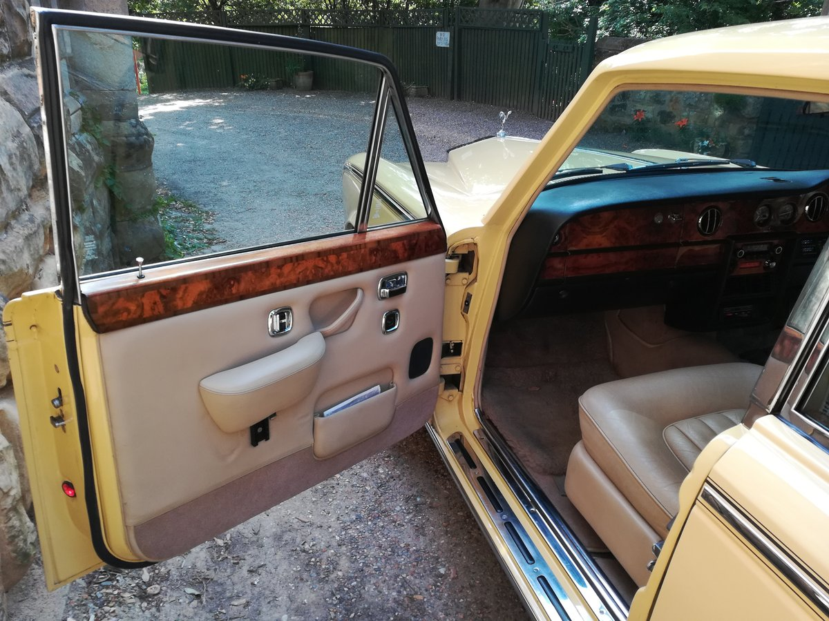 1977 Rolls Royce silver shadow 2 For Sale (picture 4 of 6)