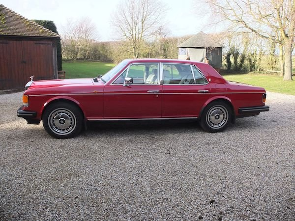 1991 Rolls-Royce Silver Spirit II For Sale (picture 2 of 6)
