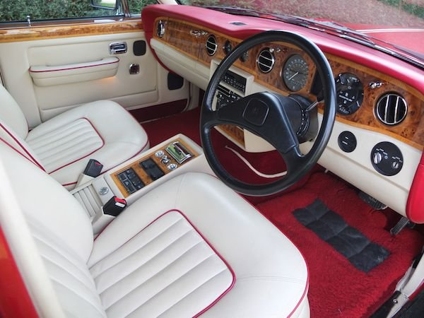 1991 Rolls-Royce Silver Spirit II For Sale (picture 3 of 6)