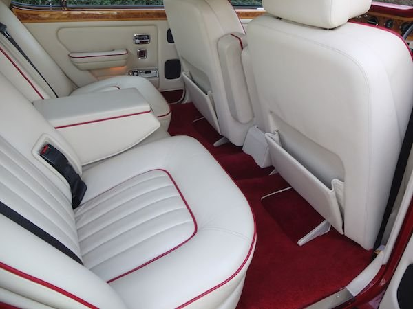 1991 Rolls-Royce Silver Spirit II For Sale (picture 4 of 6)