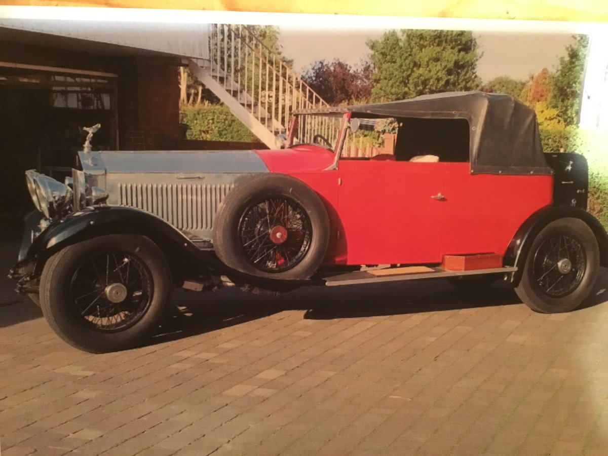 Restored 1928 phantom 1 50hp For Sale (picture 3 of 6)