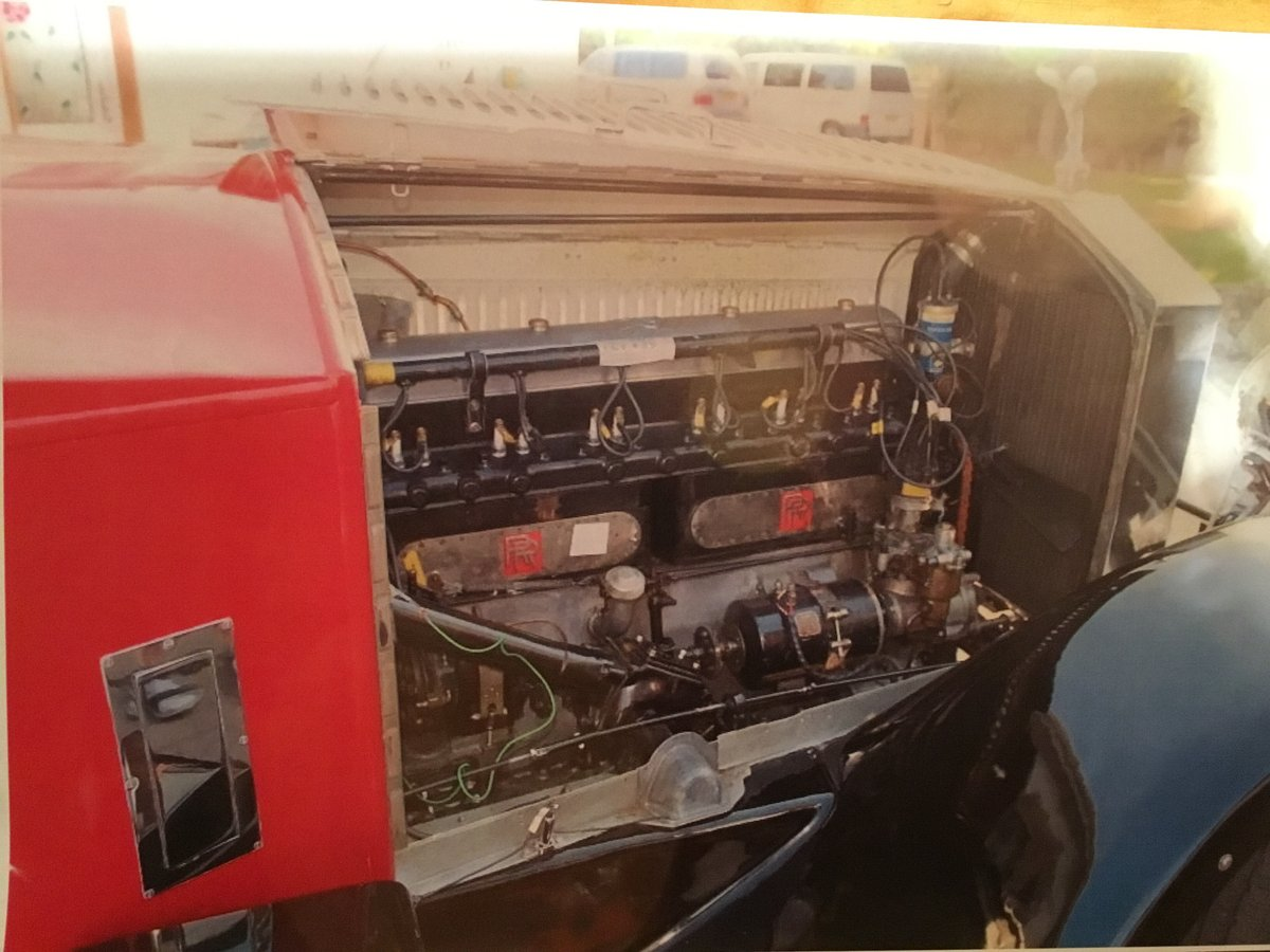 Restored 1928 phantom 1 50hp For Sale (picture 4 of 6)