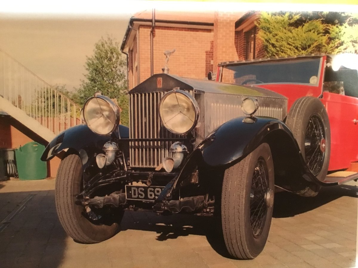 Restored 1928 phantom 1 50hp For Sale (picture 5 of 6)