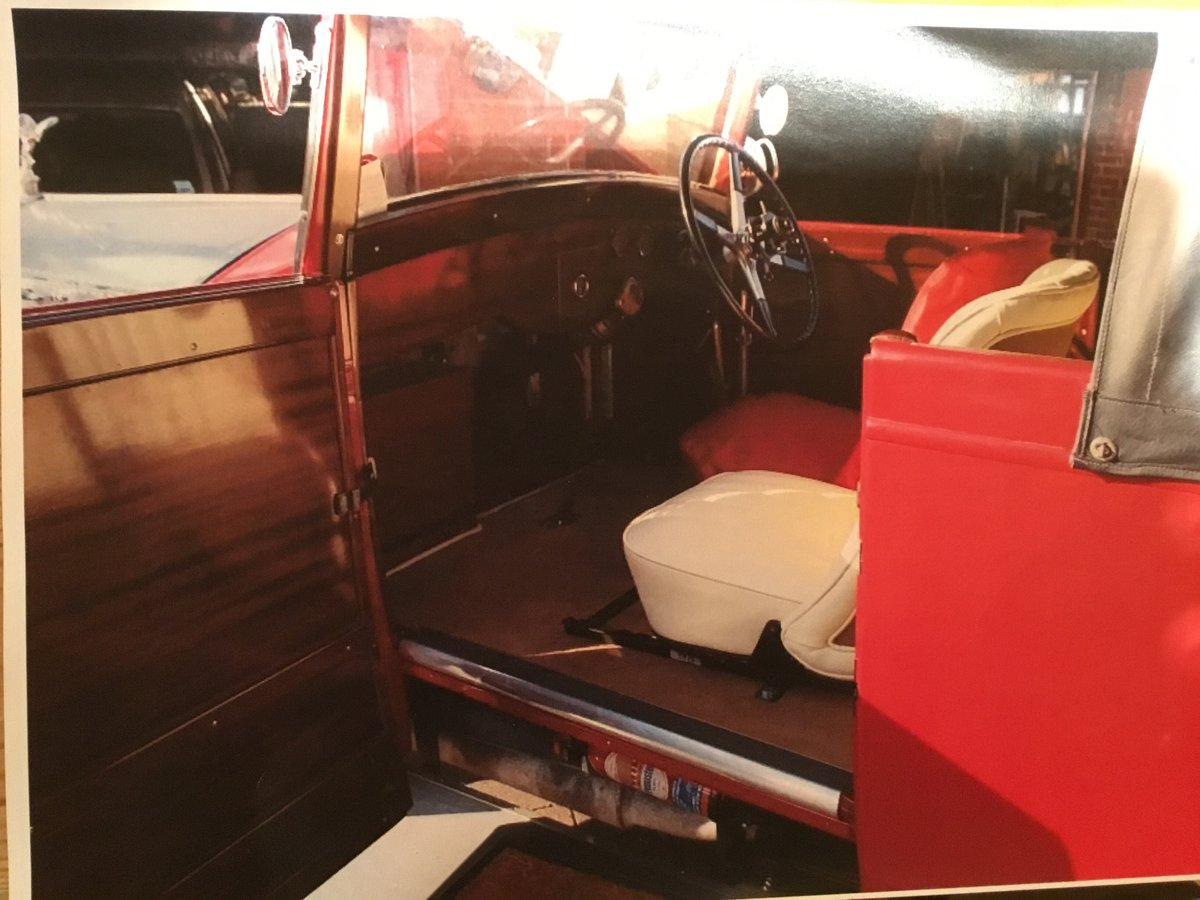 Restored 1928 phantom 1 50hp For Sale (picture 6 of 6)