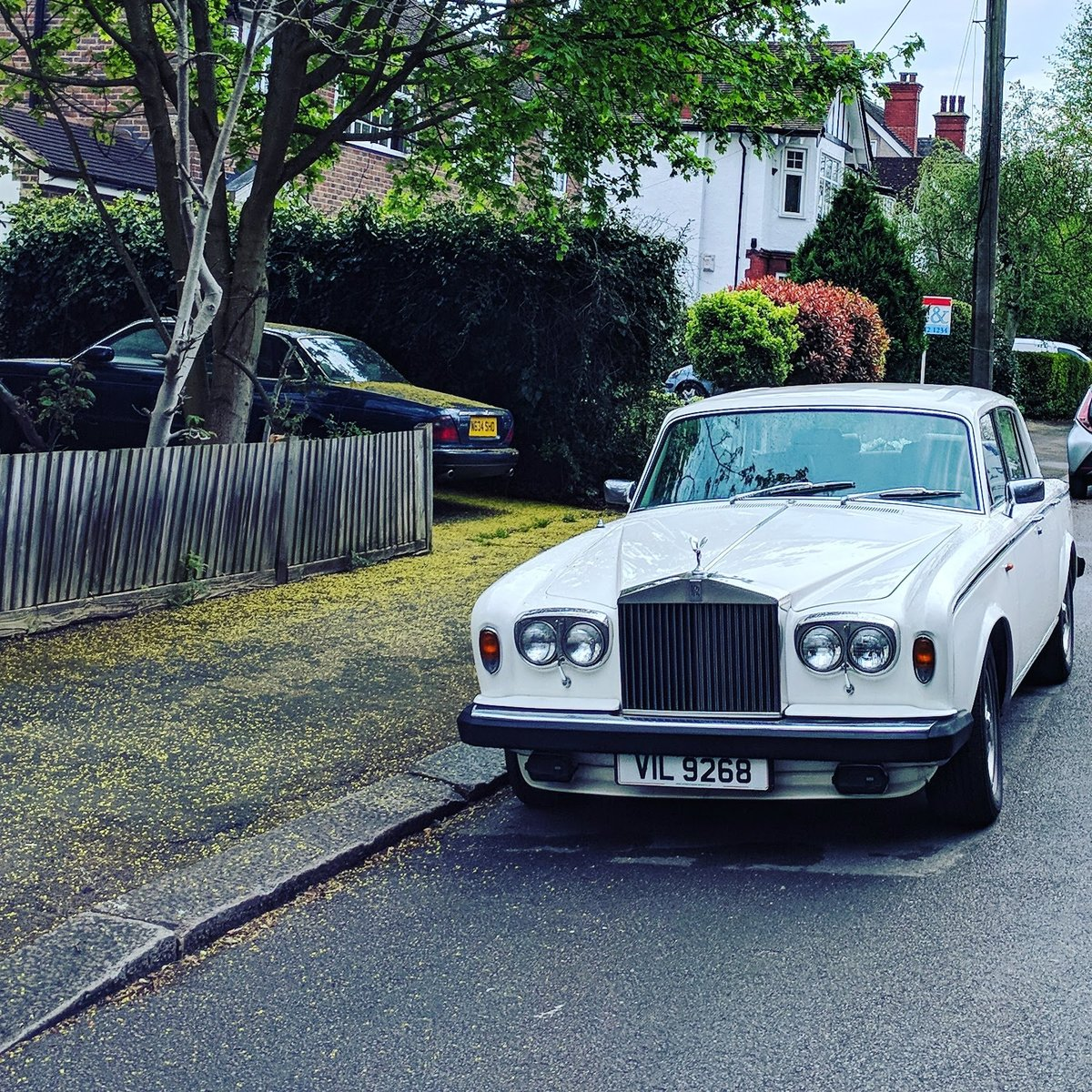 1979 Rolls Royce Silver Shadow II - Australian Edition For Sale (picture 1 of 6)