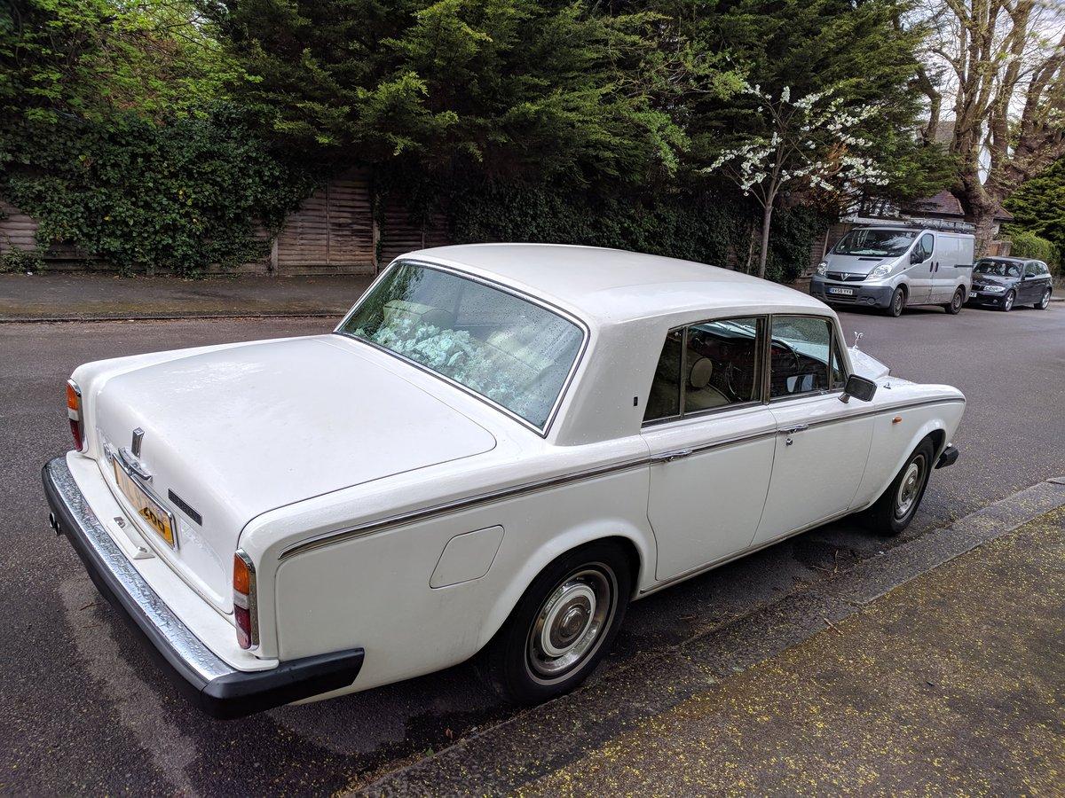 1979 Rolls Royce Silver Shadow II - Australian Edition For Sale (picture 2 of 6)