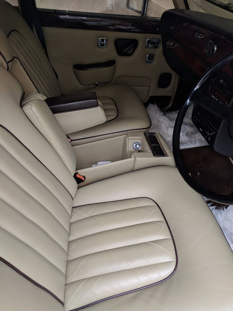 1979 Rolls Royce Silver Shadow II - Australian Edition For Sale (picture 4 of 6)
