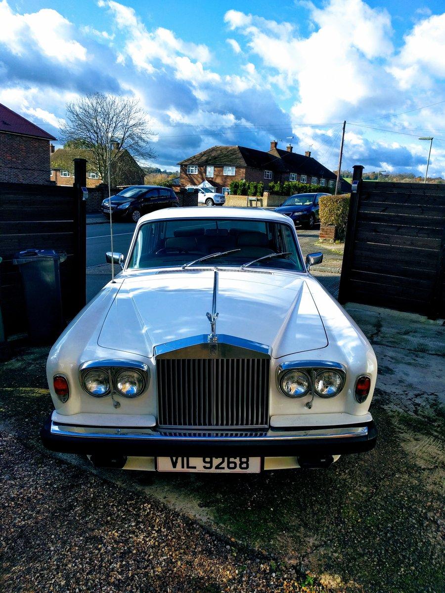 1979 Rolls Royce Silver Shadow II - Australian Edition For Sale (picture 6 of 6)