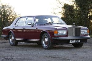 1981 Rolls Royce Silver Spirit - Excellent SOLD