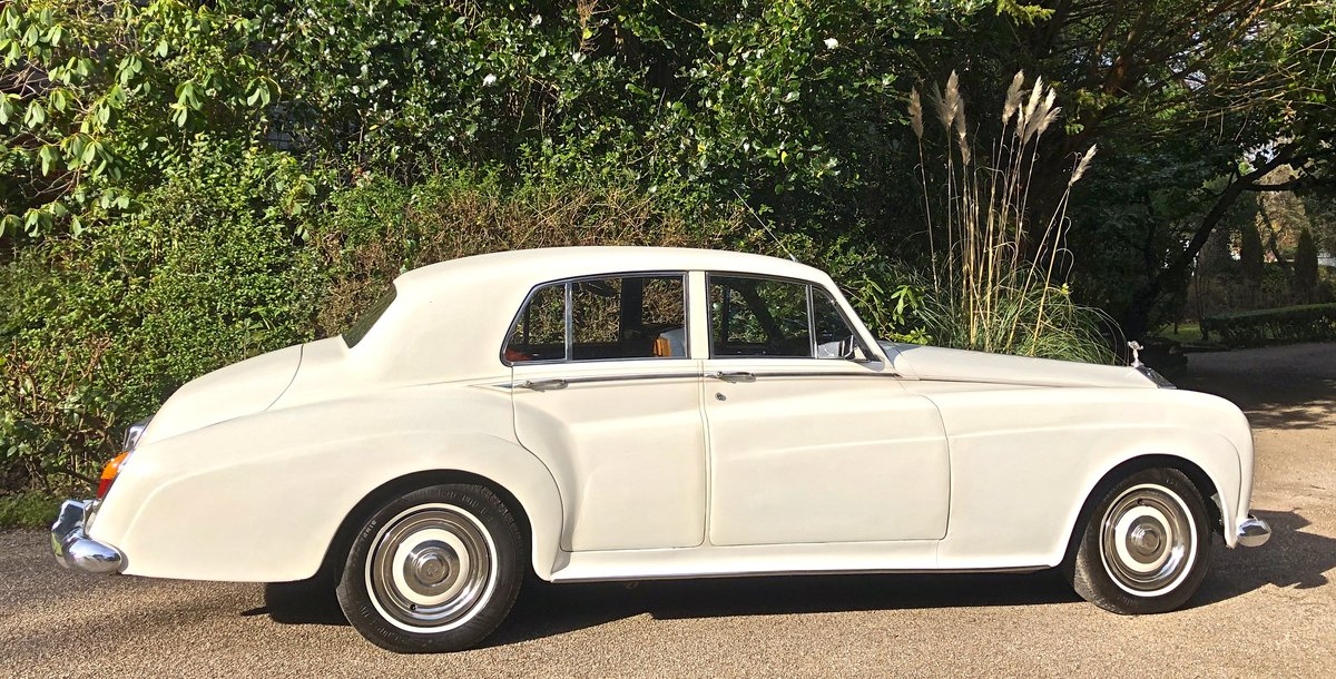 1963 ROLLS ROYCE SILVER CLOUD III For Sale (picture 2 of 6)