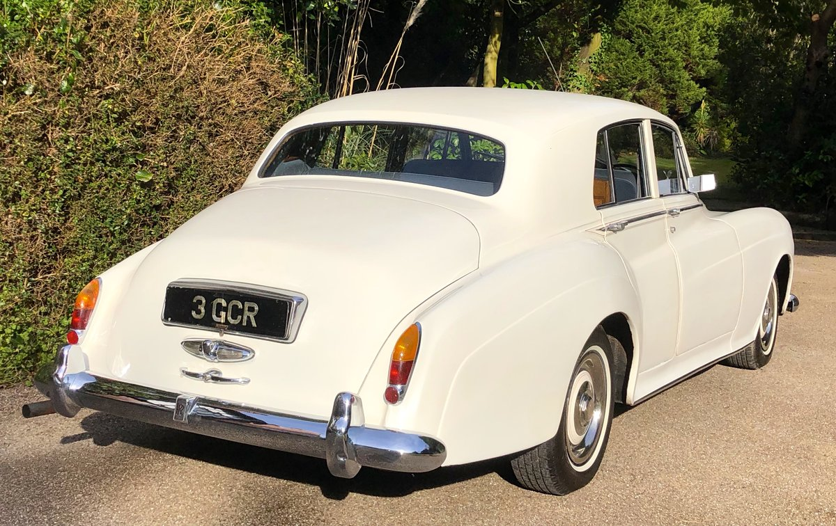 1963 ROLLS ROYCE SILVER CLOUD III For Sale (picture 3 of 6)