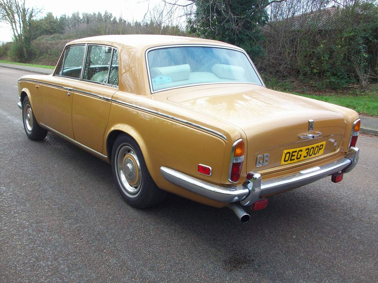 1976 Rolls Royce Silver Shadow Sold Car And Classic