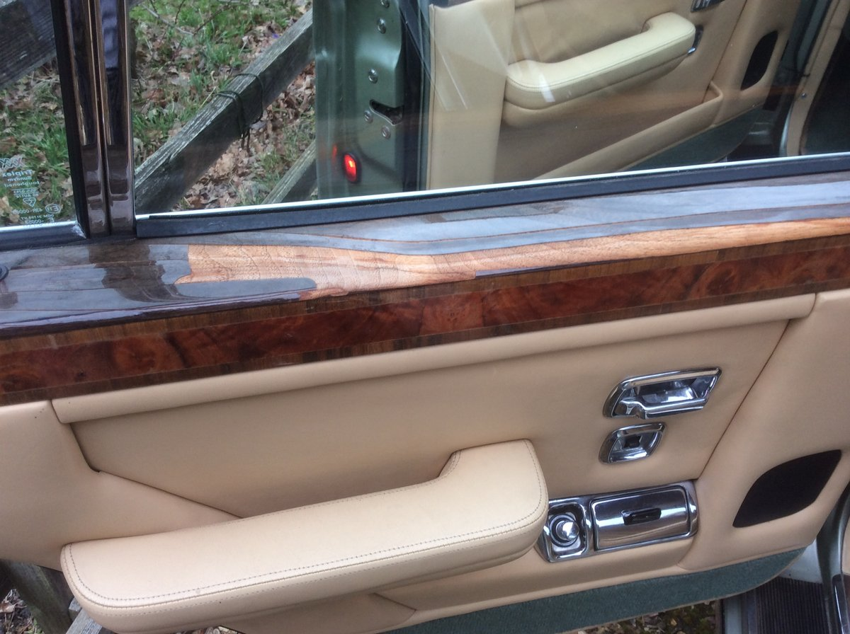 Rolls Royce silver spirit 1985 For Sale (picture 5 of 6)