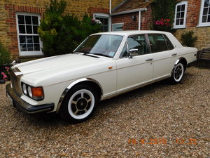 1987 Rolls Royce Silver Spirit EFI For Sale