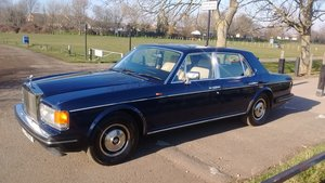 1982 Rolls Royce Silver Spur LWB For Sale