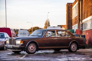 1992 Rolls Royce Silver Spur II For Sale