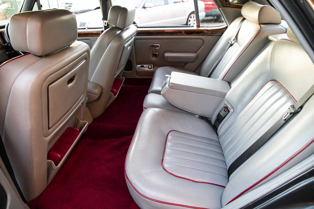 1992 Rolls Royce Silver Spur Ii For Sale Car And Classic