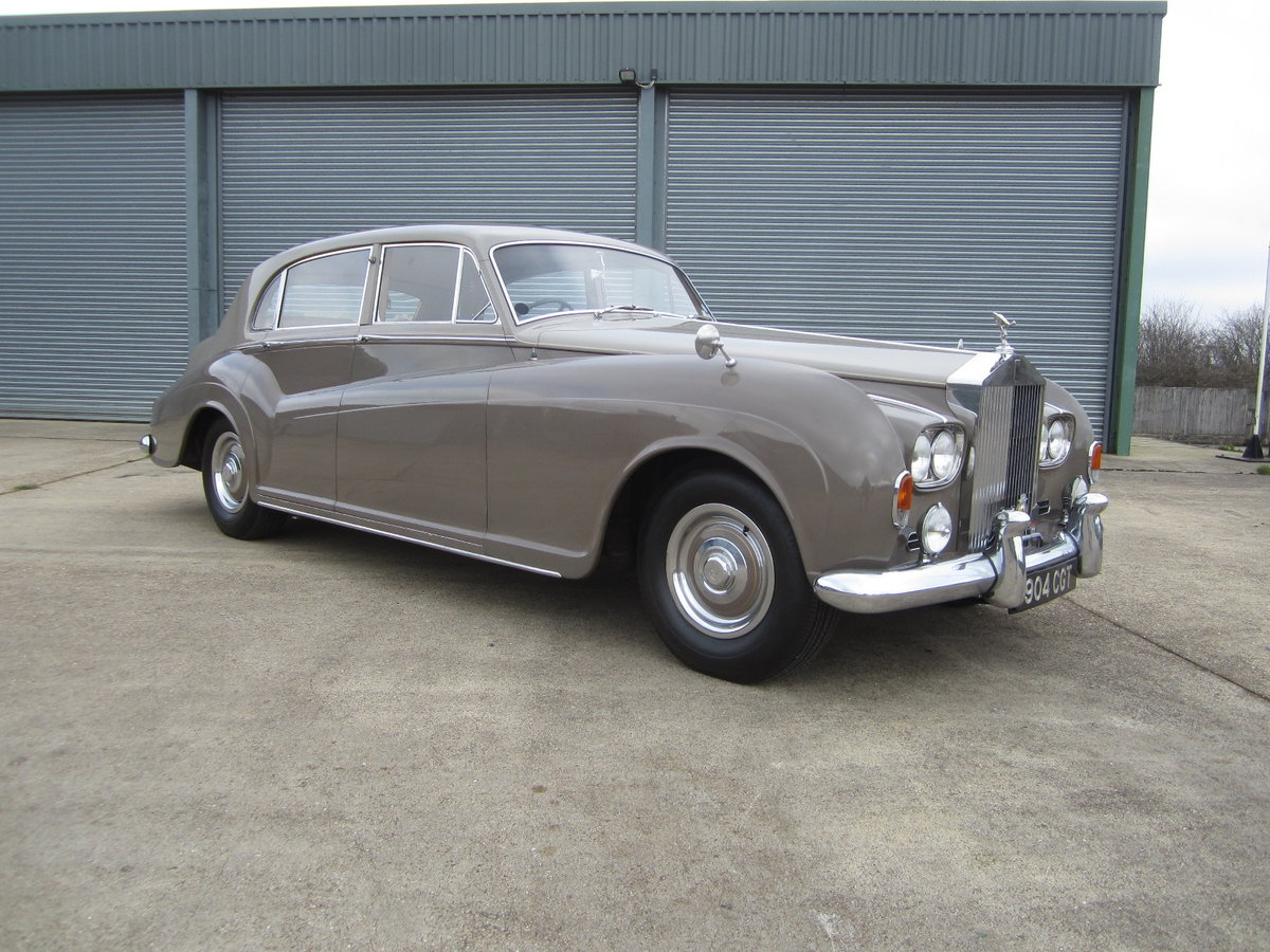 1962 Rolls Royce Silver Cloud III SCT100 by James Young  For Sale (picture 1 of 6)