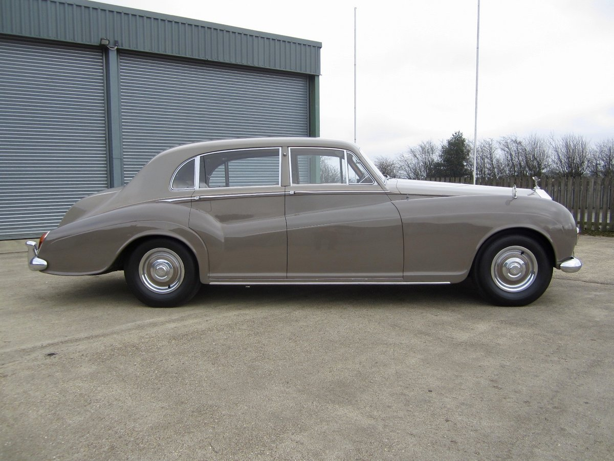 1962 Rolls Royce Silver Cloud III SCT100 by James Young  For Sale (picture 2 of 6)