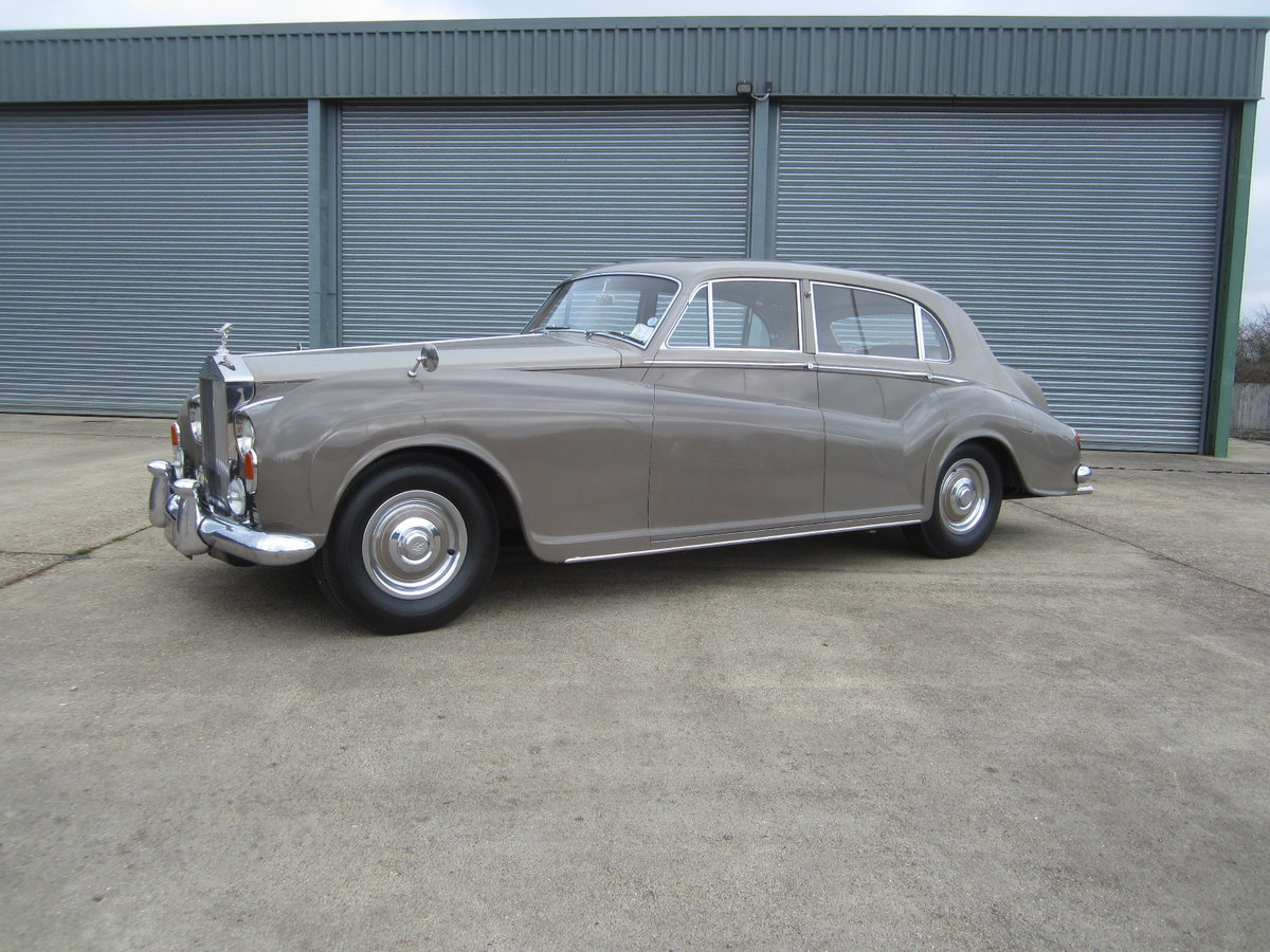 1962 Rolls Royce Silver Cloud III SCT100 by James Young  For Sale (picture 3 of 6)