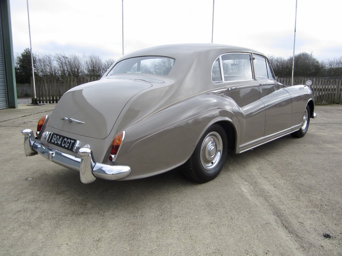 1962 Rolls Royce Silver Cloud III SCT100 by James Young  For Sale (picture 4 of 6)
